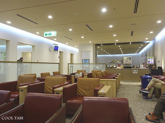 関空、空港ラウンジ、比叡
